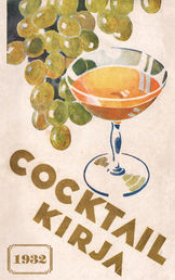 Cocktail-kirja, 1932